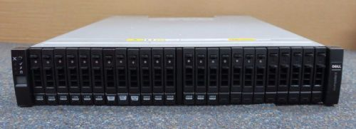 Dell Xyratex Compellent EB-2425 24-Bay Enclosure 3x 200GB SSD 9x 600GB 3x 1TB